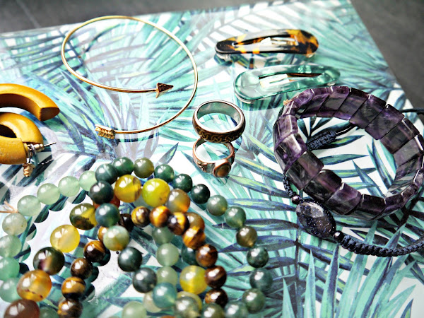 Current casual jewellery favourites
