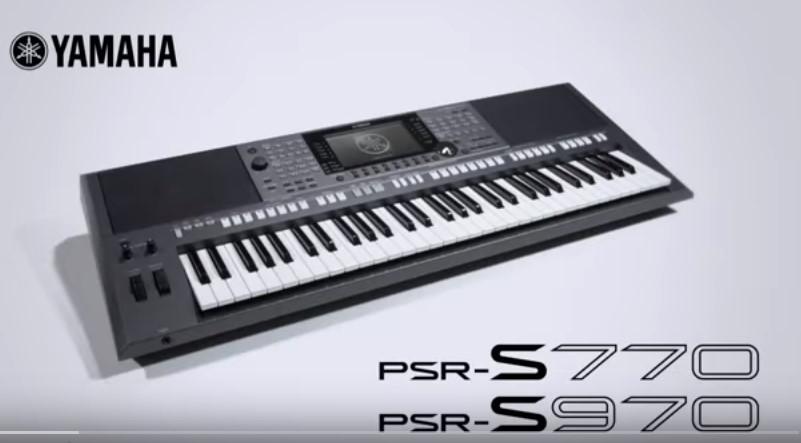 Review Dan Performa Keyboard Yamaha PSR-S770 Dan S970
