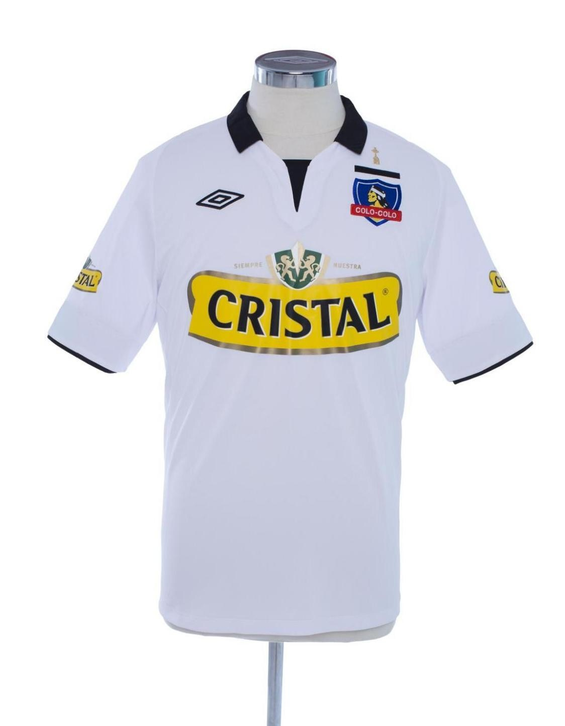 Yükle (720x405) · Colo Colo 2013 Umbro Home   Away Football Shirts 12 13  Kits Football shirt blog 0f21c6d76