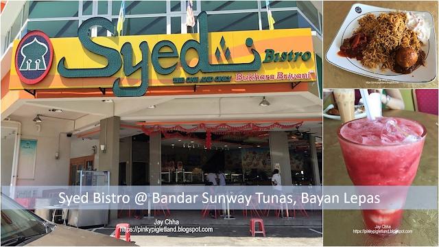 Syed Bistro Sunway Tunas