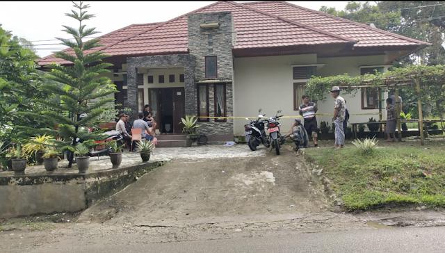 Maling Bobol Rumah di Kesu', Korban Syok Kehilangan Barang Berharganya