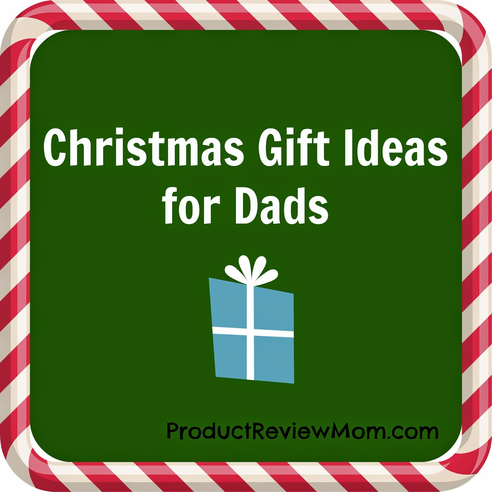 Christmas Gift Ideas for Dads #HolidayGiftGuide via www.productreviewmom.com