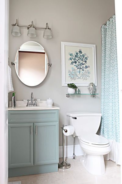 High Quality The Next Decoration Idea For Small Bathroom Is Bathroom Accessories On The  White Cabinet. What Does It Mean? It Means That You Benefit The Use Of  White ...