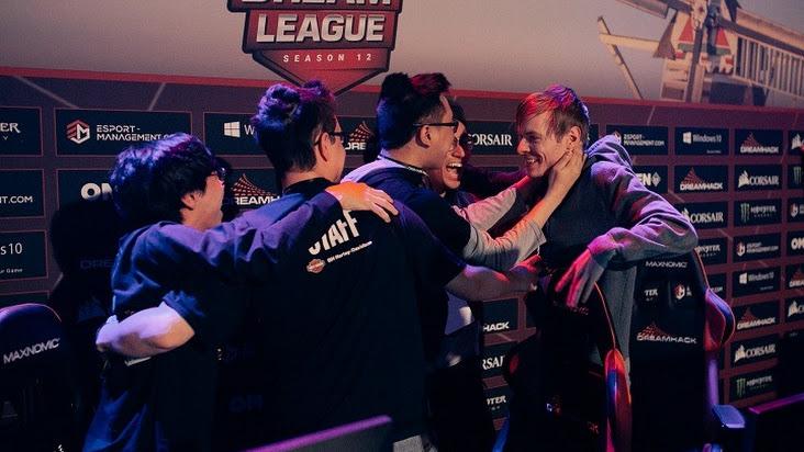 DreamLeague Season 12: Liquid bật bãi, Alliance bay cao