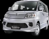 Sewa mobil Luxio murah di Malang dengan Sopir
