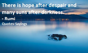 quotes on despair