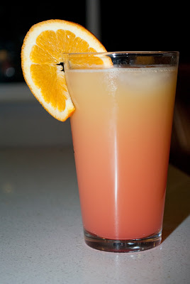 hurricane cocktail, Myers rum, dark rum, malibu rum, coconut rum, rum, lime juice, cointreau, pineapple juice, orange juice, simple syrup