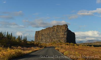 iceland, 冰島, Ásbyrgi Canyon 峽谷