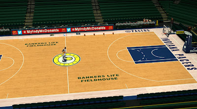 2K Pacers Court Mod