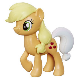 My Little Pony Rainbow Tail Surprise Applejack Brushable Pony