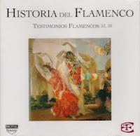 """Manuel Moneo, Juan Habichuela y Luis Moneo """"Testimonios Flamencos"""" 1995"""