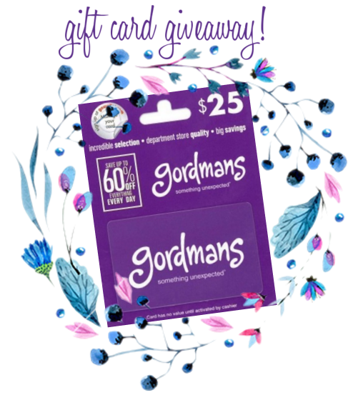 The Lovely Side: Springtime Decorating with Gordmans | Win a $25 ...