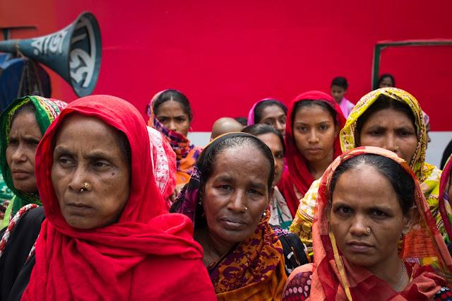 International Women's Day celebration in Dhaka