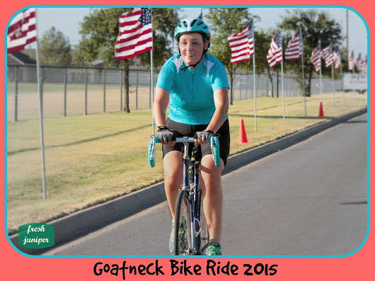 Goatneck Bike Ride 2015 - A Personal Victory