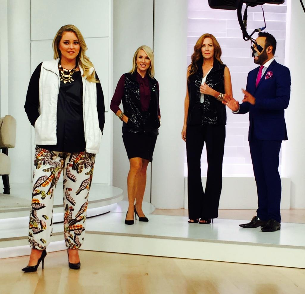 NV NICK VERREOS     Fall 2015 Fashion Presentation on EVINE
