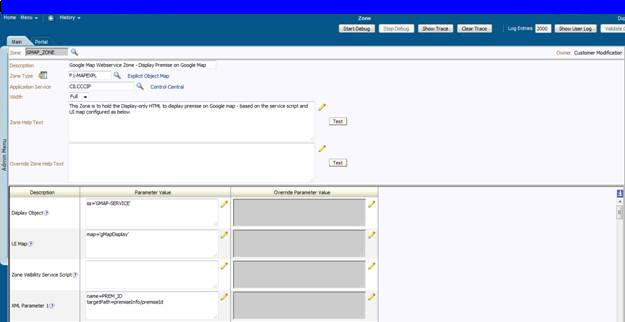 Oracle Utilities Blog: CC&B - Call Google Map API: Find and
