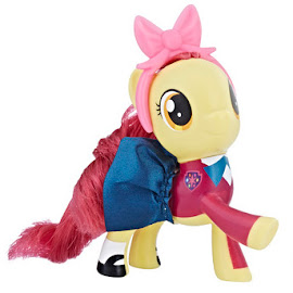 My Little Pony School of Friendship Collection Pack Apple Bloom Brushable Pony