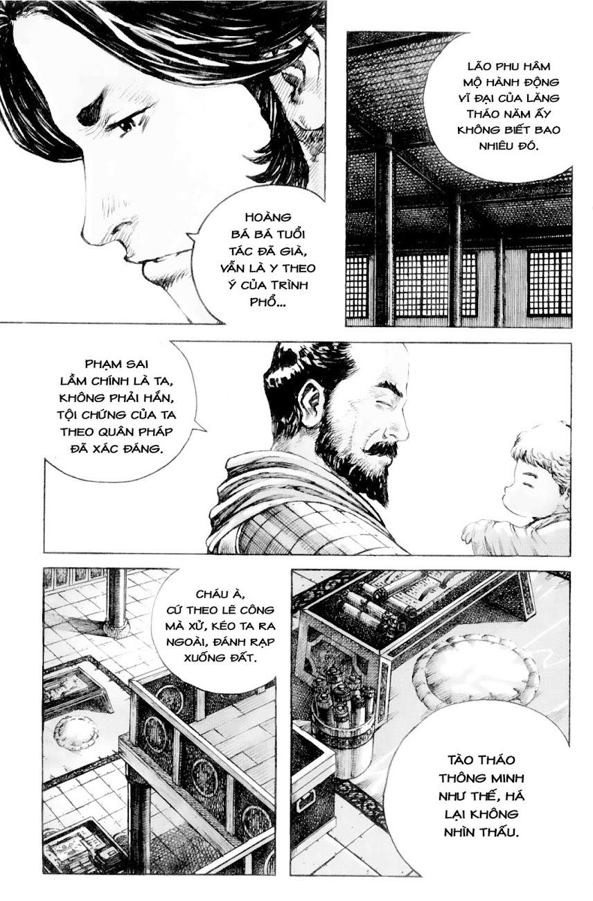 Hỏa phụng liêu nguyên Chương 408: Khổ nhục chi kế [Remake] trang 17