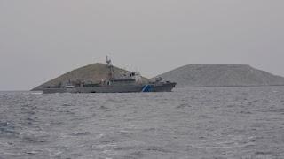 Γερμανικά ΜΜΕ: Σε τροχιά σύγκρουσης Ελλάδα και Τουρκία - Αφορμή οι βραχονησίδες
