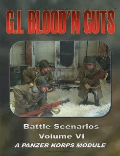 Panzer Korps Scenario Book Six