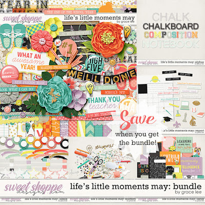 Life's Little Moments May: Bundle