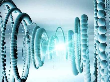 Kecepatan partikel melebihi kecepatan cahaya