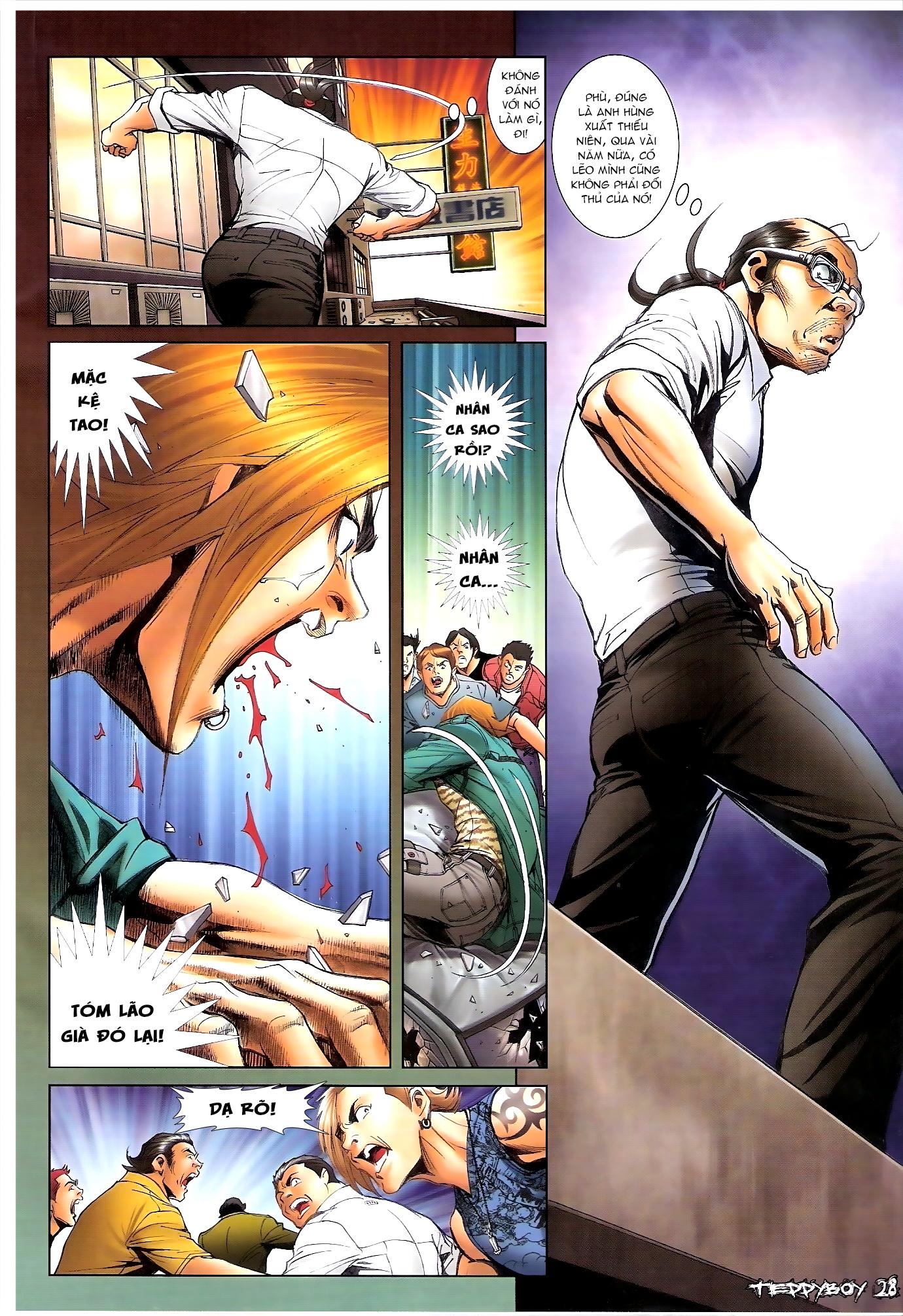 Người Trong Giang Hồ - Chapter 1315: Power Lương Gia Nhân - Pic 25