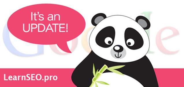 Google Panda Latest Update