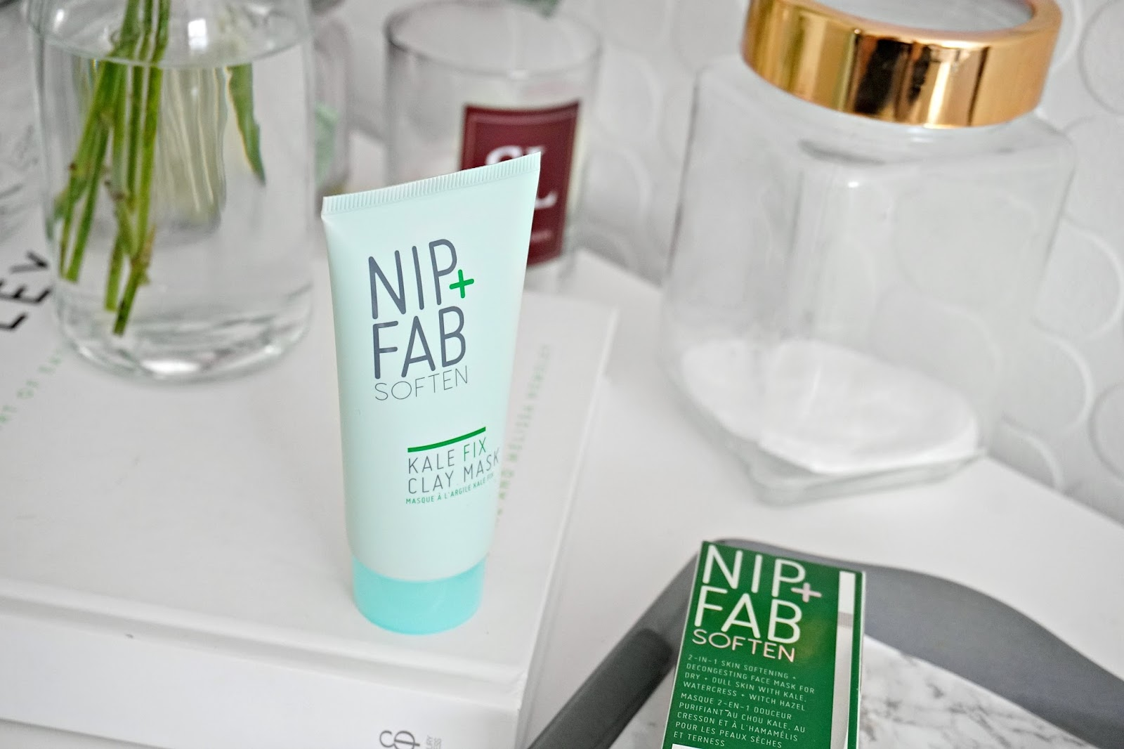 Nip + Fab Kale Fix Clay Mask sold at Boots and Superdrug
