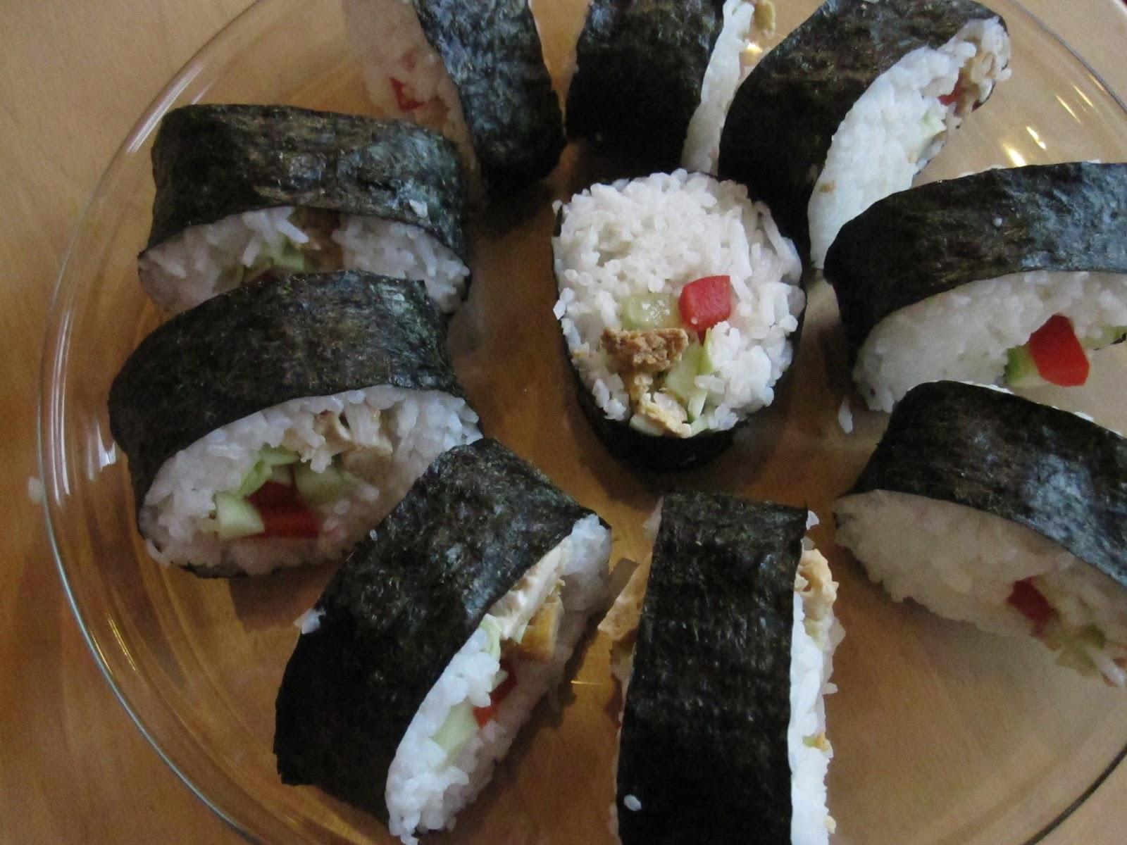 Puuroriisi Sushi