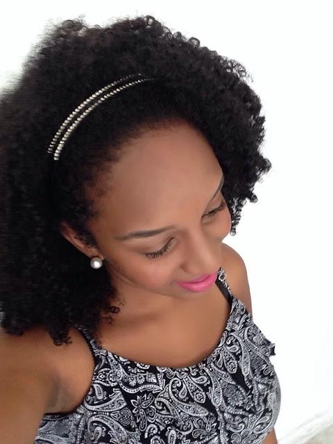 Acessórios que uso no cabelo - Cabelos cacheados e crespos