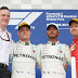 HAMILTON WINS SOCHI, TEAM ORDER IN GAME