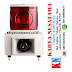 Jual Lampu Signal 1 Susun Rotary Bohlam Menics MSGS 220V di Surabaya