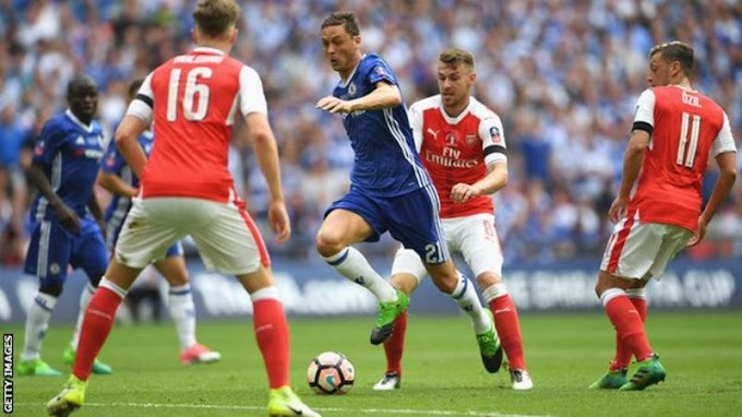 Nemanja Matic: Manchester United complete signing of Chelsea midfielder