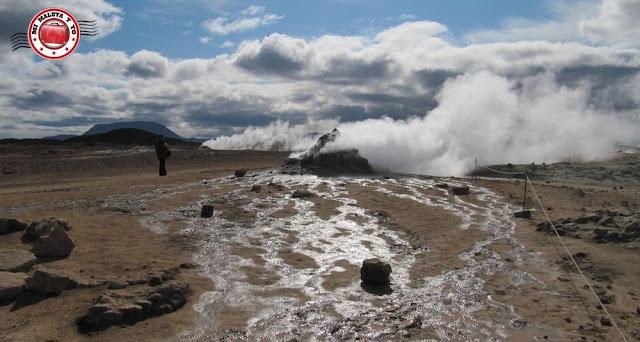 Hverarönd, Islandia