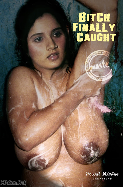 Does not Sania mirza fucking naked photo