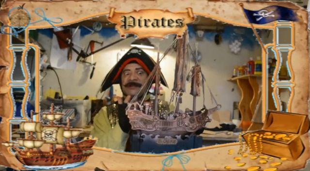 """""""El Pirata Perdido"""""""