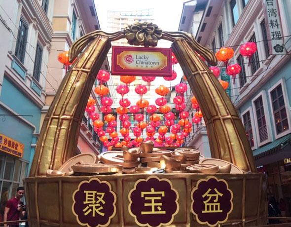What It's Like Having Chinese New Year In Binondo