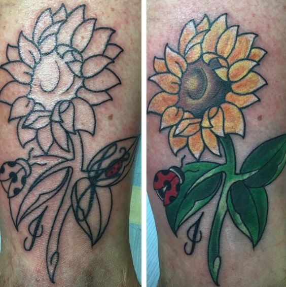 Cover Up Tattoos