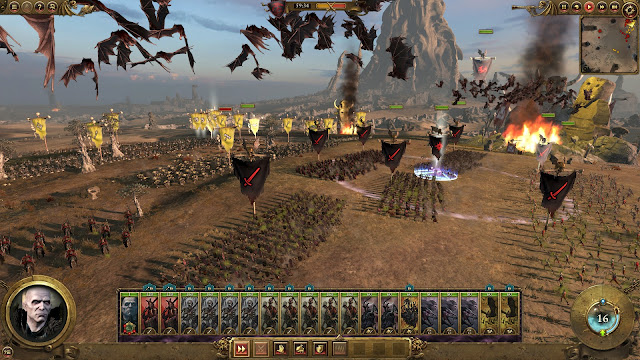 Screenshot of Total War: Warhammer