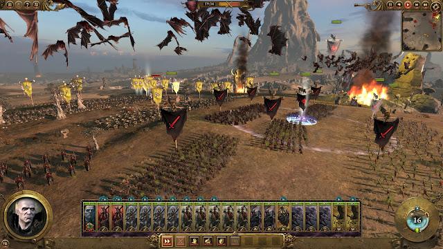 Screenshot of Total War: Warhammer