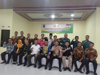 Polda Lampung Gelar Pengawasan Pengelolaan Dana Desa 2019