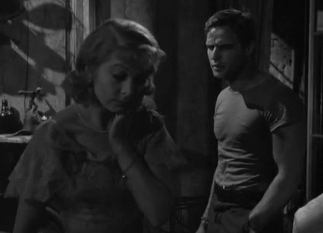 streetcar named desire relationship between stanley and blanche