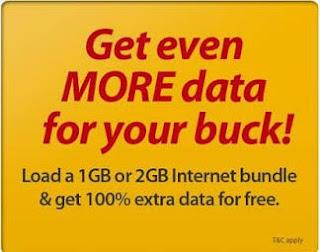 Double Data Bonus