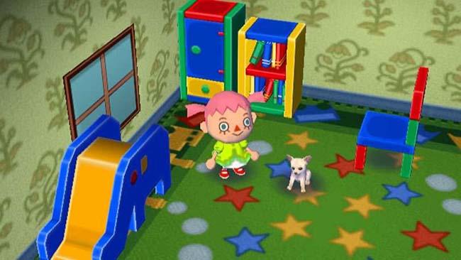 Animal Crossing City Folk WII ISO Download - isoroms.com