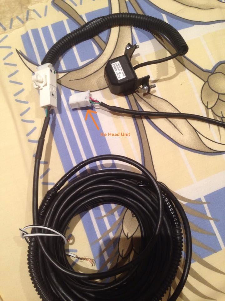 Share wiring kabel kamera mundur Head Unit ex Fortuner pasang di ...