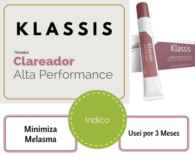 Klassis - Theraskin (clareador de manchas)
