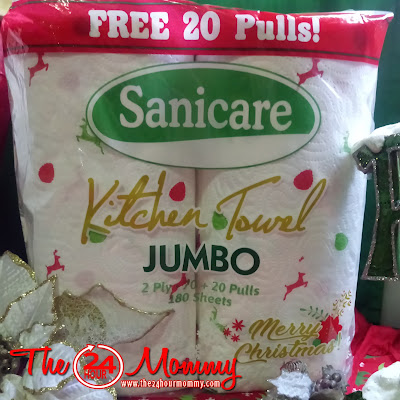 Sanicare Kitchen Towels