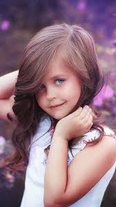 cute little baby girl mobile wallpaper