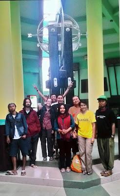 Kulminasi Matahari Pontianak Kota Wisata Paling Menarik di Indonesia